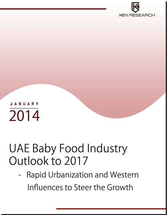 UAE Baby Food Cover Page