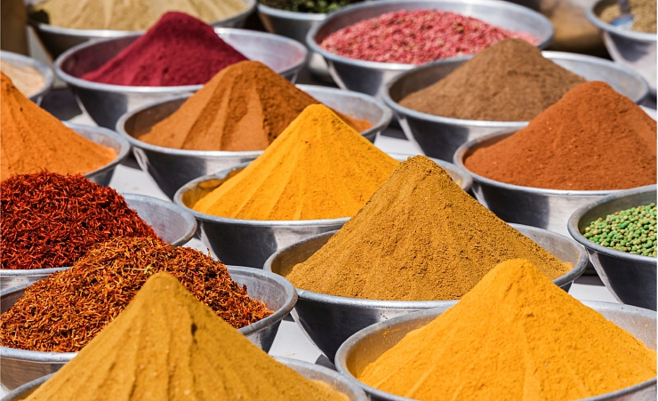 Flavouring the World: Indian Spices Industry