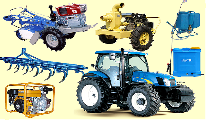 Agricultural Machinery And Equipment : Agricultural equipment market size