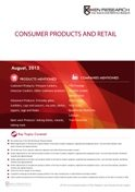 The Future of Retailing in the Czech Republic to 2020; Comprehensive data overview of the market, with retail sales value and forecasts to 2020: KenResearch.com