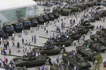 Political transformation to Support Defense Industry of the Middle East and North Africa: Ken Research