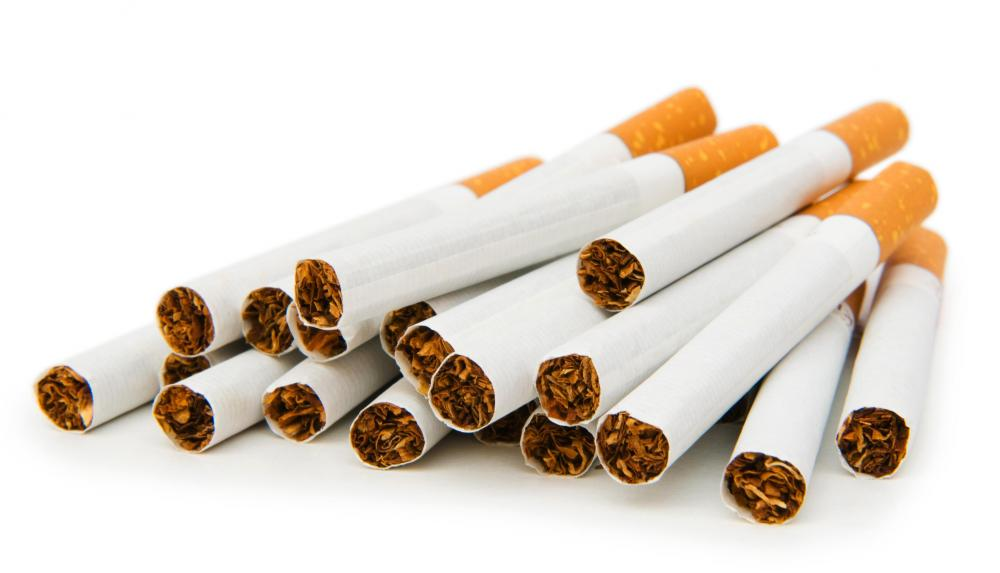 Make the Production and Sale of Cigarettes Illegal