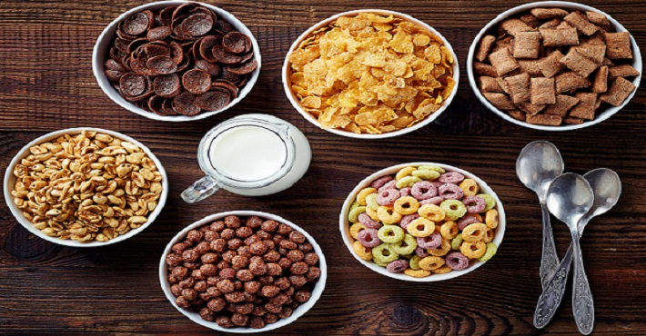 The Cereal Industry