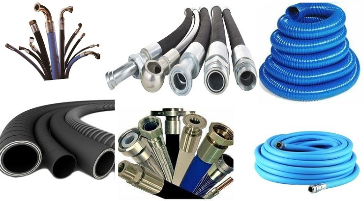 Global Hose Pipe Market Size, Industrial Hose Pipes with Fittings Market,  Rubber Hose Pipe Industry Growth - Ken Research