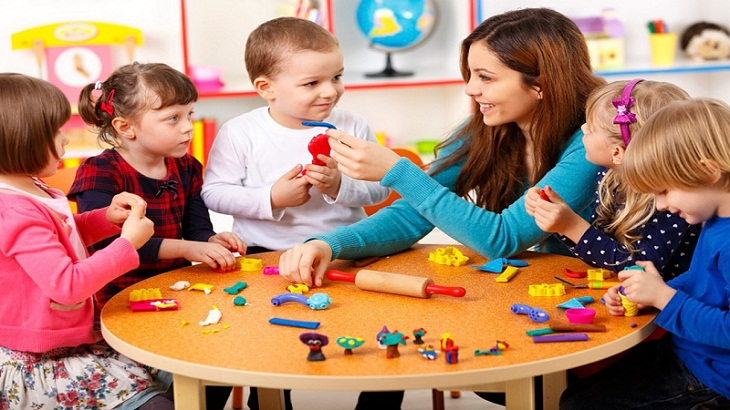 Day care industry report
