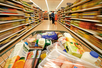 Western Europe Grocery Retail Industry Revenue & Future