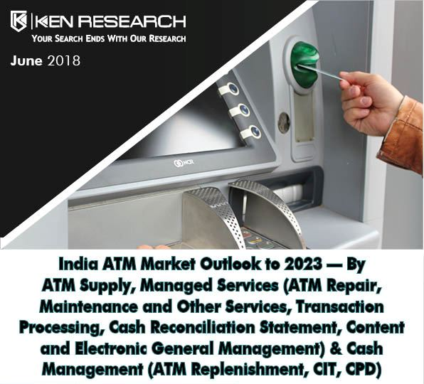 Brown Label ATMs in India, India ATM Managed Services Market