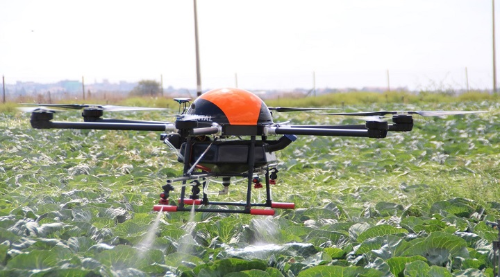 Crop Spraying Drones Market Archives - Ken Research