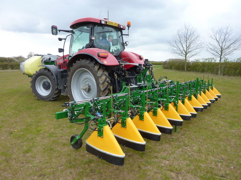 Global Agricultural Sprayers Market, Market Major Players