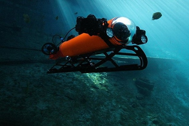 Unmanned Underwater Vehicles for Military and Defense