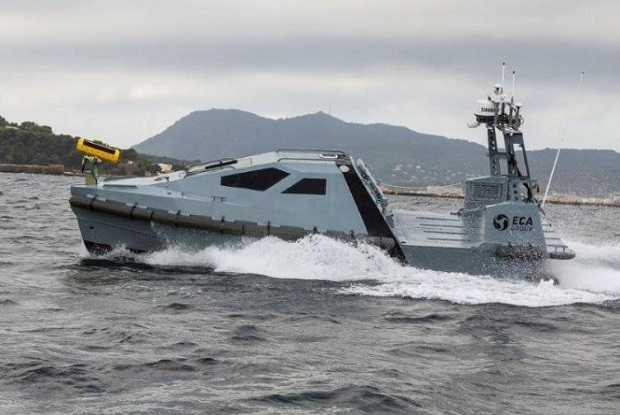 How the Navy Plans To Integrate Unmanned Vehicles in Their Manned Fleet: Ken Research