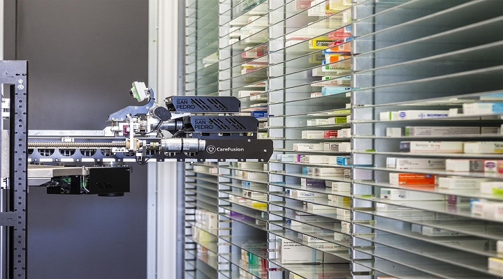 Asia-Pacific Pharmacy Automation Systems Market: Ken Research