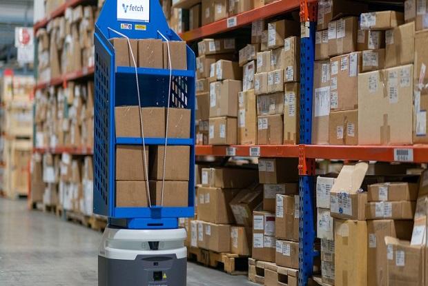 Global Mobile Logistics Robot Market