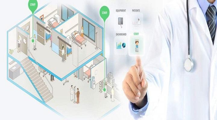 Global RTLS for Healthcare Market