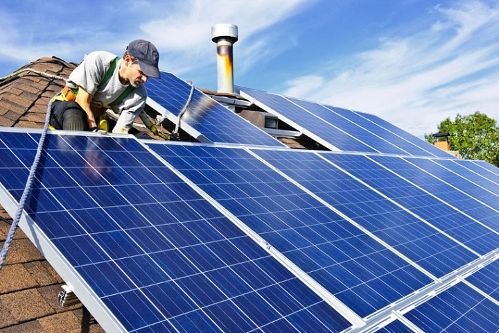 World Rooftop Solar Photovoltaic (PV) Installation Market