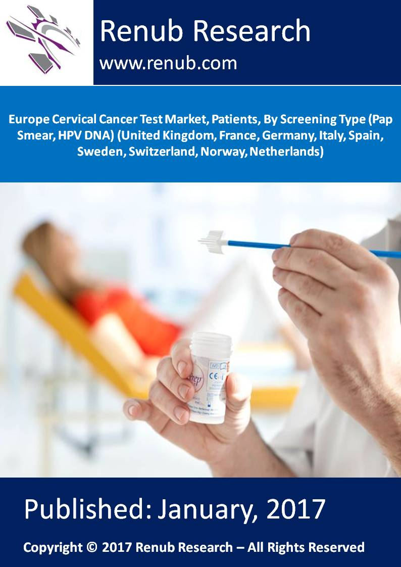 cervical cancer research papers